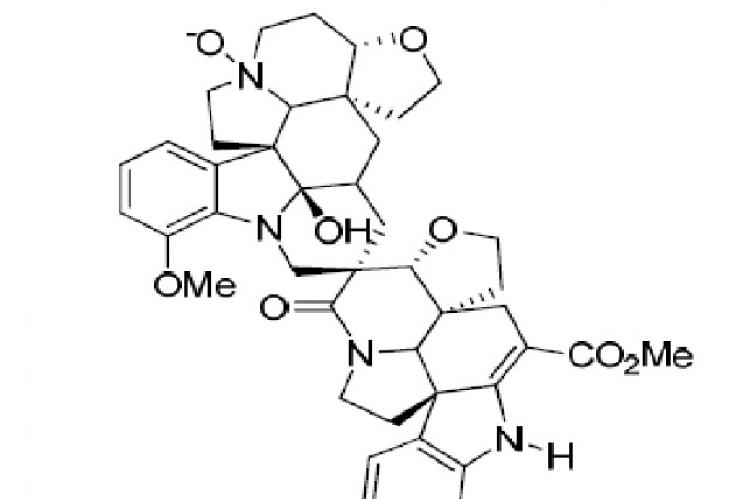 The monoterpenoid indole alkaloids from Voacanga Thouars