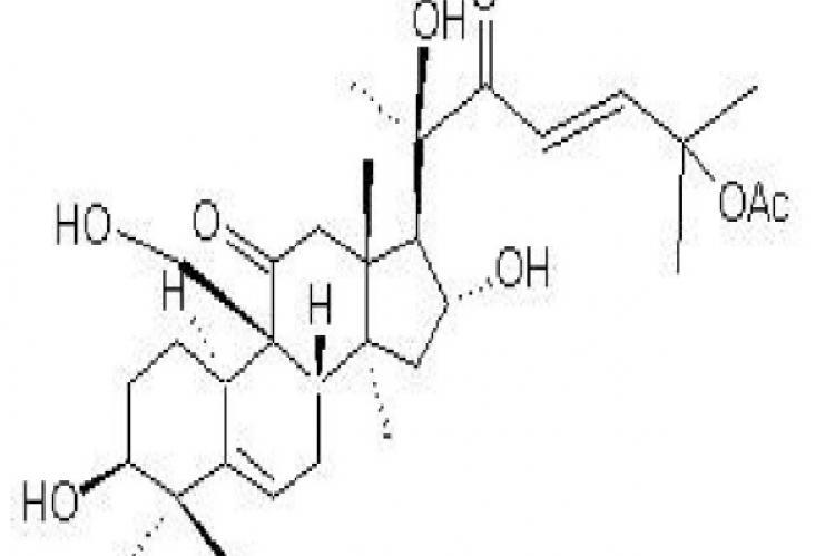 Cucurbitacin C