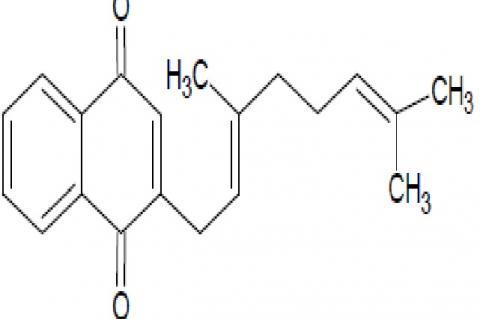 Anthrasesamone F