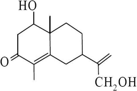 Heterophyllol