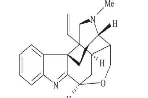 Alkaloids koumine